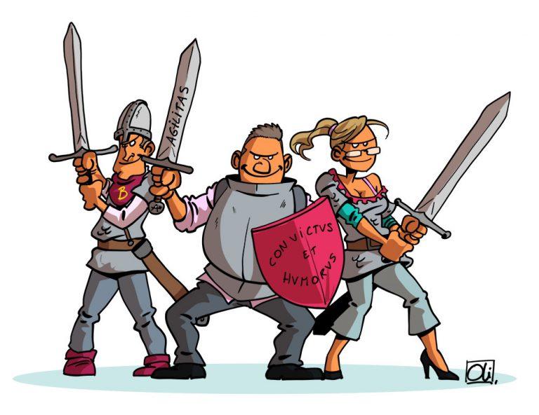 Les Chevaliers du Printemps