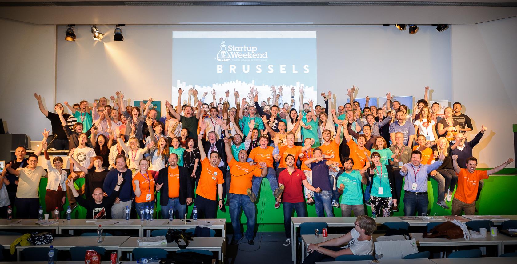 brussels Startup Weekend
