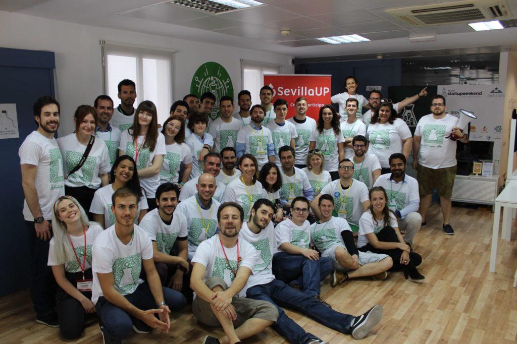 Startup Weekend Seville