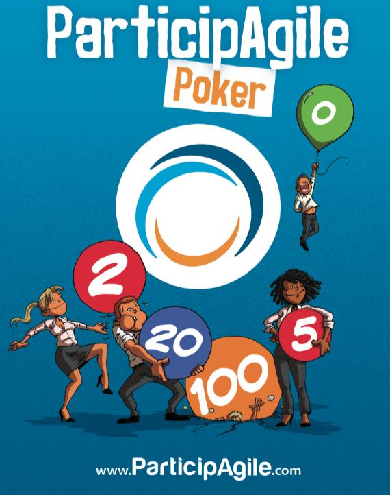 Participagile Poker : un outil facile et pertinent à utiliser en entreprise !