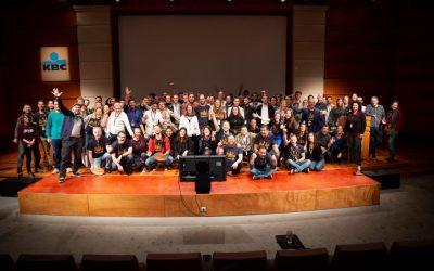 Succès pour le Startup Weekend Brussels 2018 !