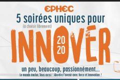Les conférences Ephec, un cycle pour innover !
